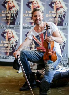 David Garrett beautiful❤️ 20.05.2014 Press conference in Düsseldorf