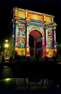 France Marseille , Stunning Gate