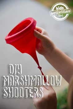 Make Your Own Marshmallow Shooter