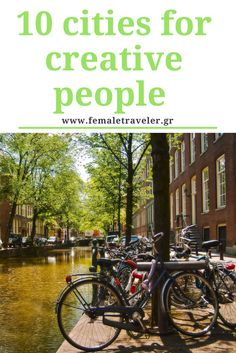 10 cities for creative people *Translation button at the top*