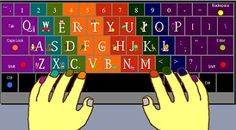KeyboardLand—The Trick to Finding Those Letters!
