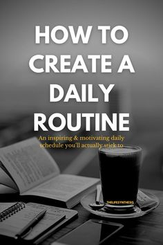 """A daily routine wil improve (drastically) every area of your life. I'm also tired of the generic info on the interwebs telling you to """"make your bed"""". I watched 32 videos from experts. Here's what you should do if you really want to make the superhuman habits.....habits. Normal. Right? you wanna make the gym, the working on your dreams, the reading the learning, the improving yourself...you want to make it a habit....a routine....right? Do it then. Make the choice and do it. @dailyroutine"""