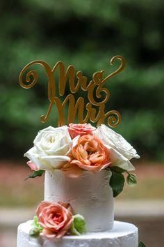 Real Wedding Series | Christina and Kevin - Becky's Brides - Birmingham, Alabama Wedding Planner - Alisha Crossley Photography - Hothouse Design Studio - Cakes by Kim