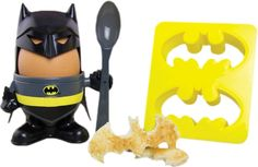 Collectables - Batman - Batman Egg Cup and Toast Stamp - Buy Online Australia Beserk