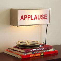 Applause sign. For when we push a new feature or squash a bug :)