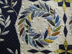 the quilting!