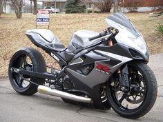 GSXR Grudge Racer Custom Street Bikes, Custom Sport Bikes, Biker Love, Baby Bike, Drag Bike, Busa, Gsxr 1000, Sportbikes, Suzuki Gsx