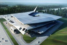 中国に世界初のドライブスルー型の車博物館が誕生か? - Autoblog 日本版