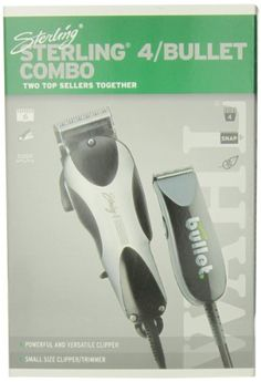 Special Offers - Wahl 8474 Combo Sterling 4 Clipper with Bullet Trimmer - In stock & Free Shipping. You can save more money! Check It (May 09 2016 at 07:42PM) >> http://electricshaverusa.net/wahl-8474-combo-sterling-4-clipper-with-bullet-trimmer/