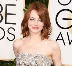 Emma Stone's EVERYTHING:   29 Winners And Losers On The 2015 Golden Globes Red Carpet