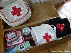 LEBEN LIEBEN MACHEN - Kinder -Arztkoffer