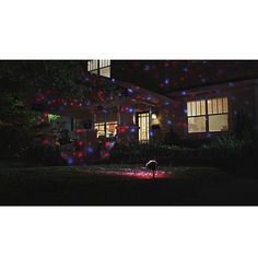 StarTastic Max All-in-One LED Holiday Projector with Remote Control This holiday projector is an easy way to light up your home and garden for the holidays. There's no need to climb ladders or string lights. You just plug it in. Use the wireless remote control to choose the light patterns and colors — 122 different lighting effects, 12 color combinations, including both white and multi-colored lights, and 2 light modes: static or motion. What You Get StarTastic projector Tripod Stake Remote… Christmas Light Projector, Best Christmas Lights, Save Changes, Ladders, Tripod, String Lights, All In One, Color Combinations, Light Up