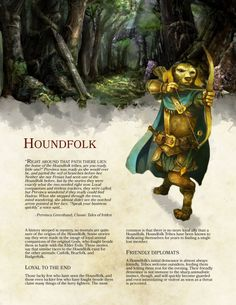 DnD Homebrew — Houndfolk race by Not-Jim-Belushi Dungeons And Dragons Races, Dungeons And Dragons Classes, Dungeons And Dragons Homebrew, Dnd Characters, Fantasy Characters, Rpg Wallpaper, 5e Races, Rpg Dice, Dnd Classes