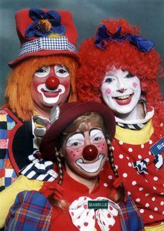 Família de palhaços | Clowns Family