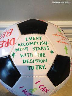 32 Ideas Diy Gifts For Boyfriend Sports Soccer Ball Soccer Snacks, Soccer Gifts, Football Soccer, Softball, Soccer Stuff, Volleyball, Baseball Treats, Football Pics, Soccer Players