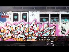 Great graffiti history video. Love the parallel of graffiti movement to rock-n-roll movement.