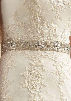 ML Accessories - 11001 - All Dressed Up, Bridal Belt