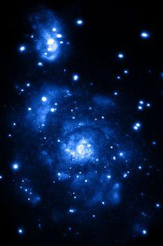 NGC 5195 Supermassive Black Hole