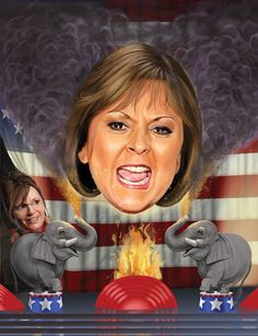 Is New Mexico Gov. Susana Martinez the Next Sarah Palin? Audio of Martinez  true colors released. Privatized Human Services taking over 22 providers some of them independent agencies firing their directors. She contracted with an Arizona company that slashed services to the needy. One head of an agency for troubled children was sacked from agency that she built from the ground up over 40 years. This agency received state money that is how she was able to do this.