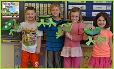Fascinating Frogs is 50% OFF until 4/10/16 for Markdown Monday! It is full of frog and pond related activities for reading, writing, math, science, and art! This pack is a great addition to your spring units!