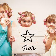 Vinilo Star by Javirroyo
