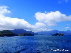Dusky Sound. Fiordland National Park. New Zealand