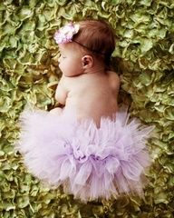 If its a girl  -  Always loving the flower and tutu look for photos ^.^