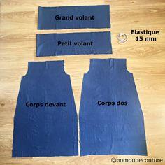 How to sew a Bardot dress? Kaftan Pattern, Evolution T Shirt, Bardot Dress, Couture Sewing, Dress Tutorials, Scandal Abc, Sewing Clothes, Sewing Patterns, Dresses