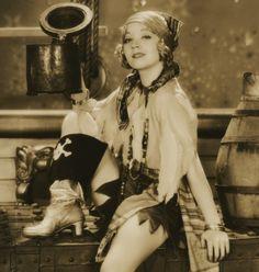 Alice White, taken by Elmer Fryer in 1929.