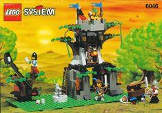 6046-1: Hemlock Stronghold | Brickset: LEGO set guide and database