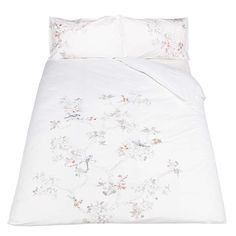 BuyJohn Lewis Chinese Birds Duvet Cover and Pillowcase Set, Single Online at johnlewis.com