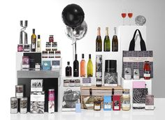 First Look: Harvey Nichols Hampers for Christmas 2013