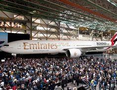 Boeing freiné par le succès du B777