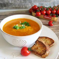 Talianska rajčinová polievka - Raw Mother&Daughter