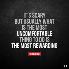 It's Scary