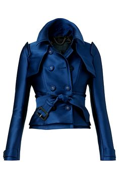 Jackets in Style | Burberry - Women's Clothes - 2013 Spring-Summer | COMPLETE Magazine reviews the most exclusive and elusive fashion accessories from around the world from best designers - Download http://completemagazine.co