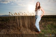 Layton Utah Senior Photographer Bird Refuge