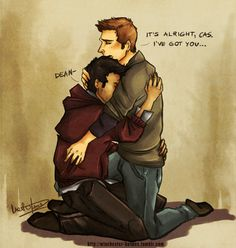 Im not a Destiel fan, but I love the devotion they have for each other.
