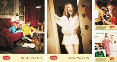 Alkuperäinen opiskelijan koti -mainossarja. Copy Karri, AD Rami ja mainiot kuvat by Justus Järnefelt.