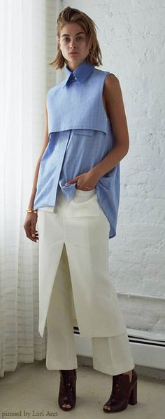 Ellery Resort 2015 #fashion #design
