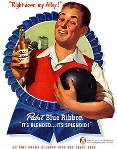 American vintage ad's: food and drink: ana_lee