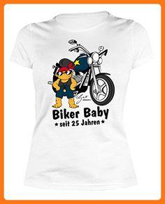 Mein Erstes Bikershirt Motorrad RAHMENLOS® Baby T-Shirt