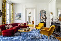 5 interieurs d'artistes, 5 styles