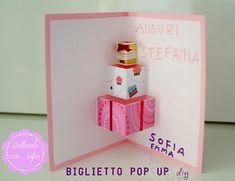 Ballando con Sofia: Biglietto di compleanno pop up [tutorial]