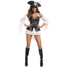Costume Sexy Pirate, Costumes Sexy Halloween, Sexy Adult Costumes, Wholesale Halloween Costumes, Pirate Dress, Hallowen Costume, Halloween Fancy Dress, Halloween Kostüm, Pirate Costumes