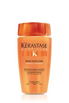 Nutritive Bain Oléo-Curl par Kérastase