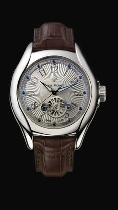 Watches of Distinction: Louis Moinet.
