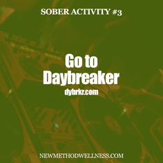 Daybreaker is a sober rave that takes place in the major cities in the US.