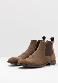 Vagabond HARVEY - Støvletter - taupe - Zalando.no Chelsea Boots, Taupe, Ankle, Shopping, Shoes, Fashion, Beige, Zapatos, Moda