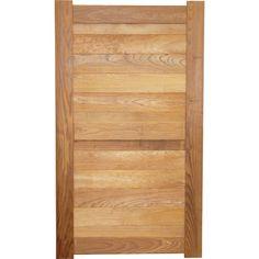Fabriquer un portillon en bois portillon pinterest for Petit portillon bois